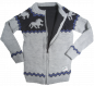 Mobile Preview: Karlslund Wollsweater mit Pferd